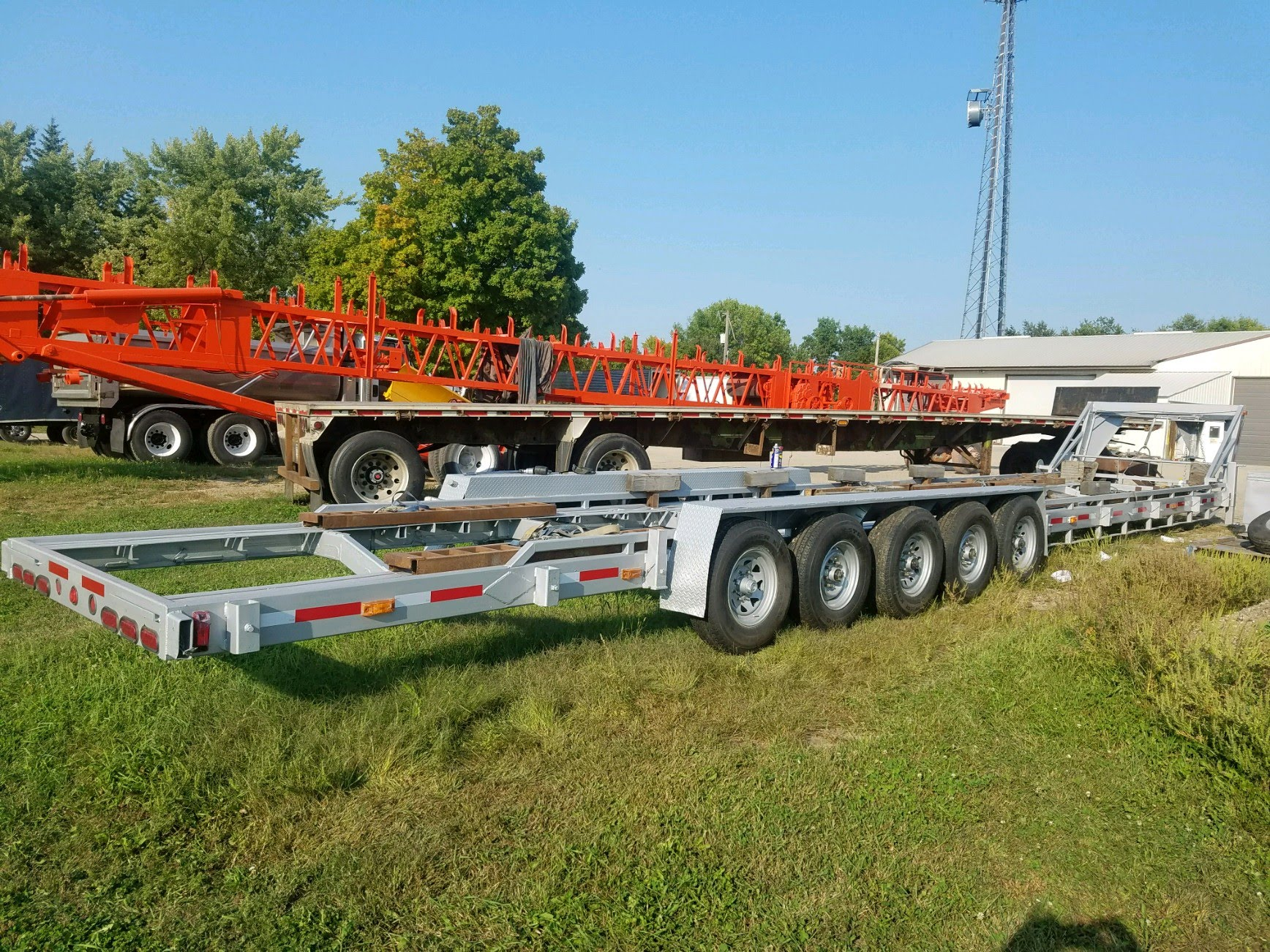 Boat Hauling Owner and Operator Opportunities